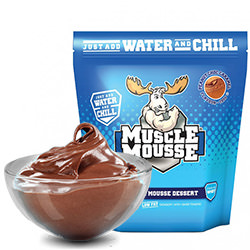 Protein Mousse Dessert