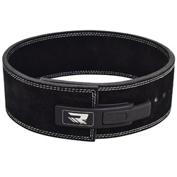 Belt Pro Liver Buckle Black Leather