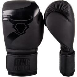 Charger Boxing Gloves Black/Black