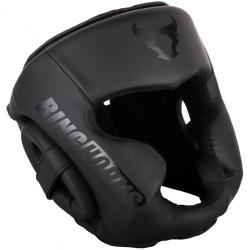 Charger Headgear Black/Black