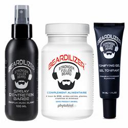 Pack Beard Grows