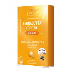 Terracotta Cocktail Solaire