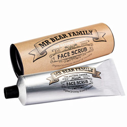 Mr. Bear Family Face Scrub
