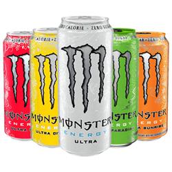 Monster Ultra Sunrise or White