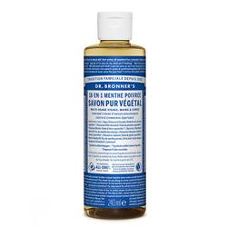 DR BRONNERS Liquid Soap Peppermint