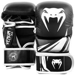 Challenger 3.0 Sparring Gloves Black White