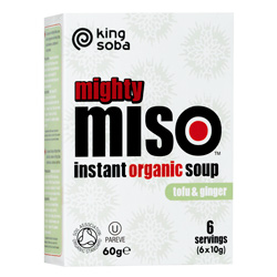 Miso Soup Ginger