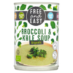 Broccoli & Kale Soup