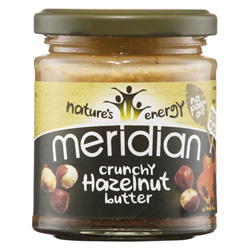 Crunchy Hazelnut Butter