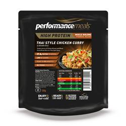 Thai Style Chicken Curry