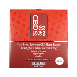 CBD Topical Living Patch