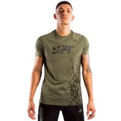 UFC Authentic Fight Week Men Tee Shirt Khaki
