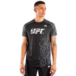 UFC Authentic Fight Week Performance Tee Shirt Bla